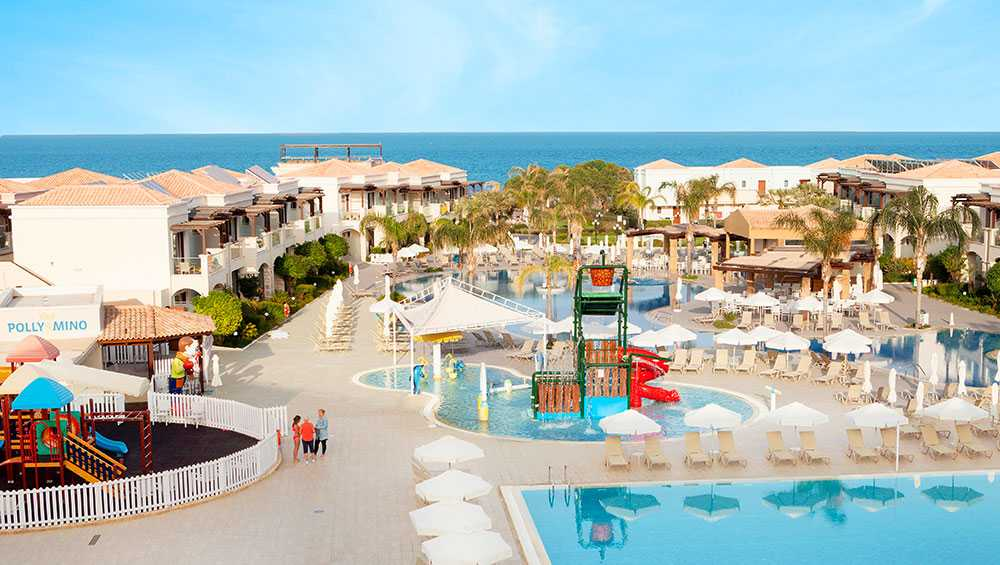 Mythos Beach Resort, Rhodos – Grekland