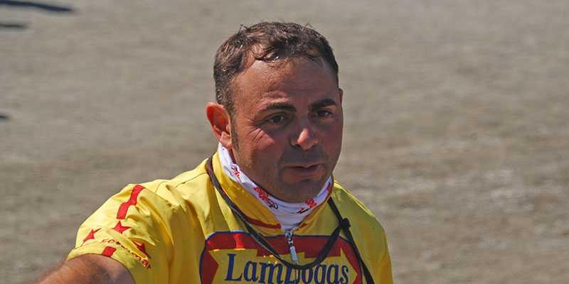 Alessandro Gocciadoro i nytt blåsväder.