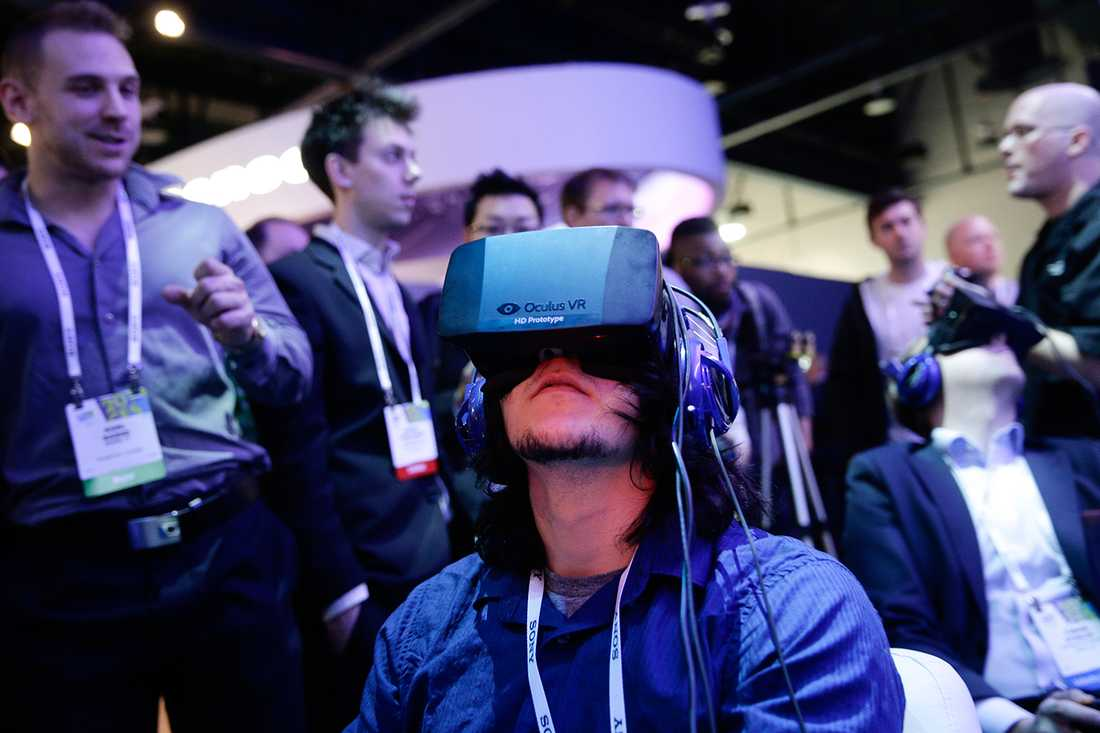 Oculus Rift.