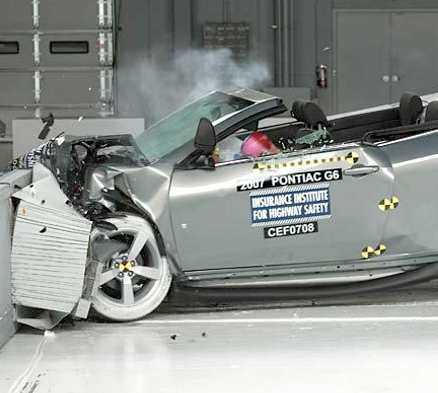 Pontiac G6 Sämst i testet!