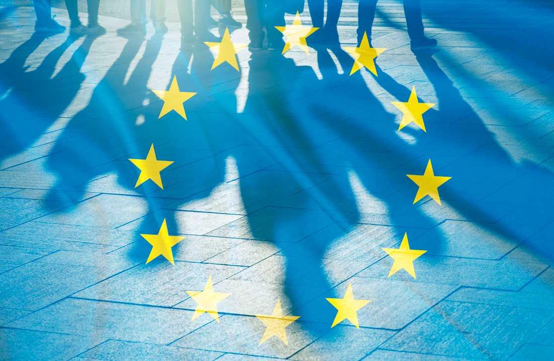 Valtemperaturen har börjat stiga inför EU-valet.