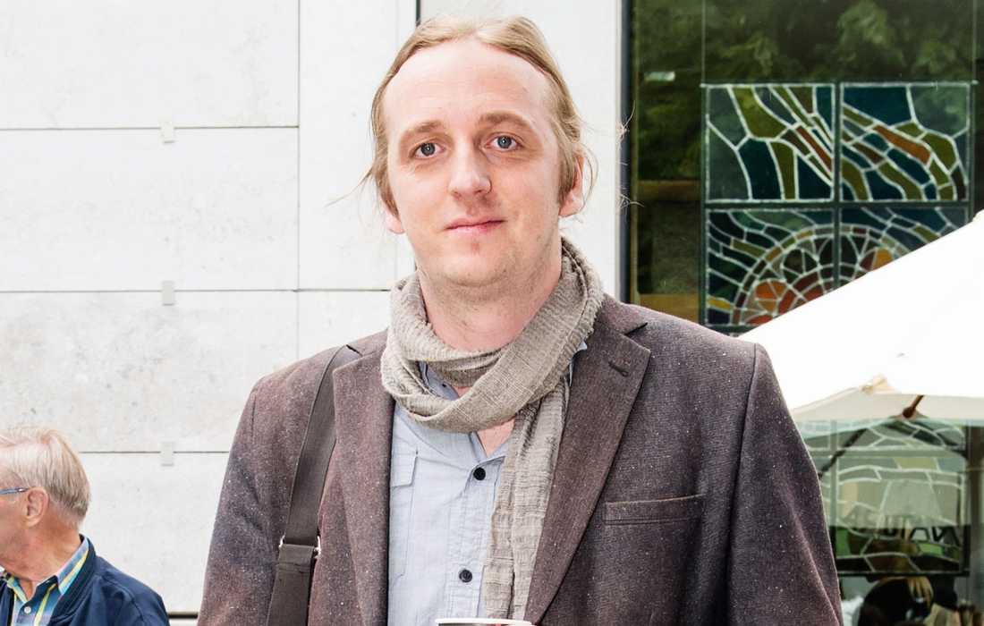 Frilansjournalisten Martin Schibbye.
