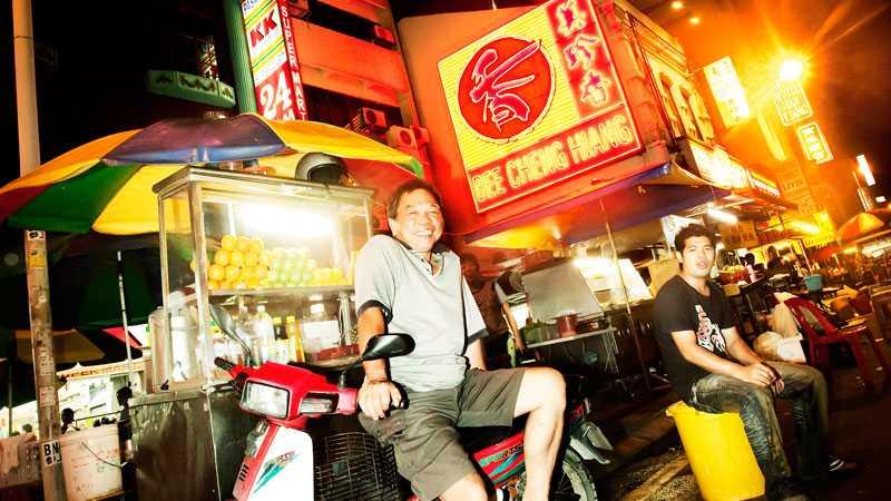 Chinatown erbjuder så mycket mer än bara piratshopping. Här hittar du massor av fantastiska små restauranger.