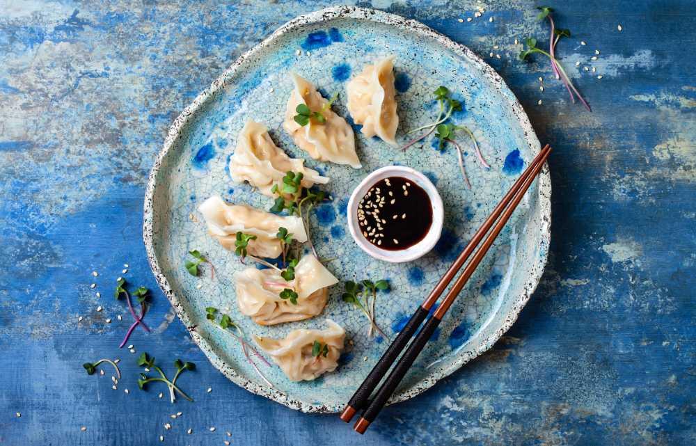 Dumplings  – recept med härliga smaker.