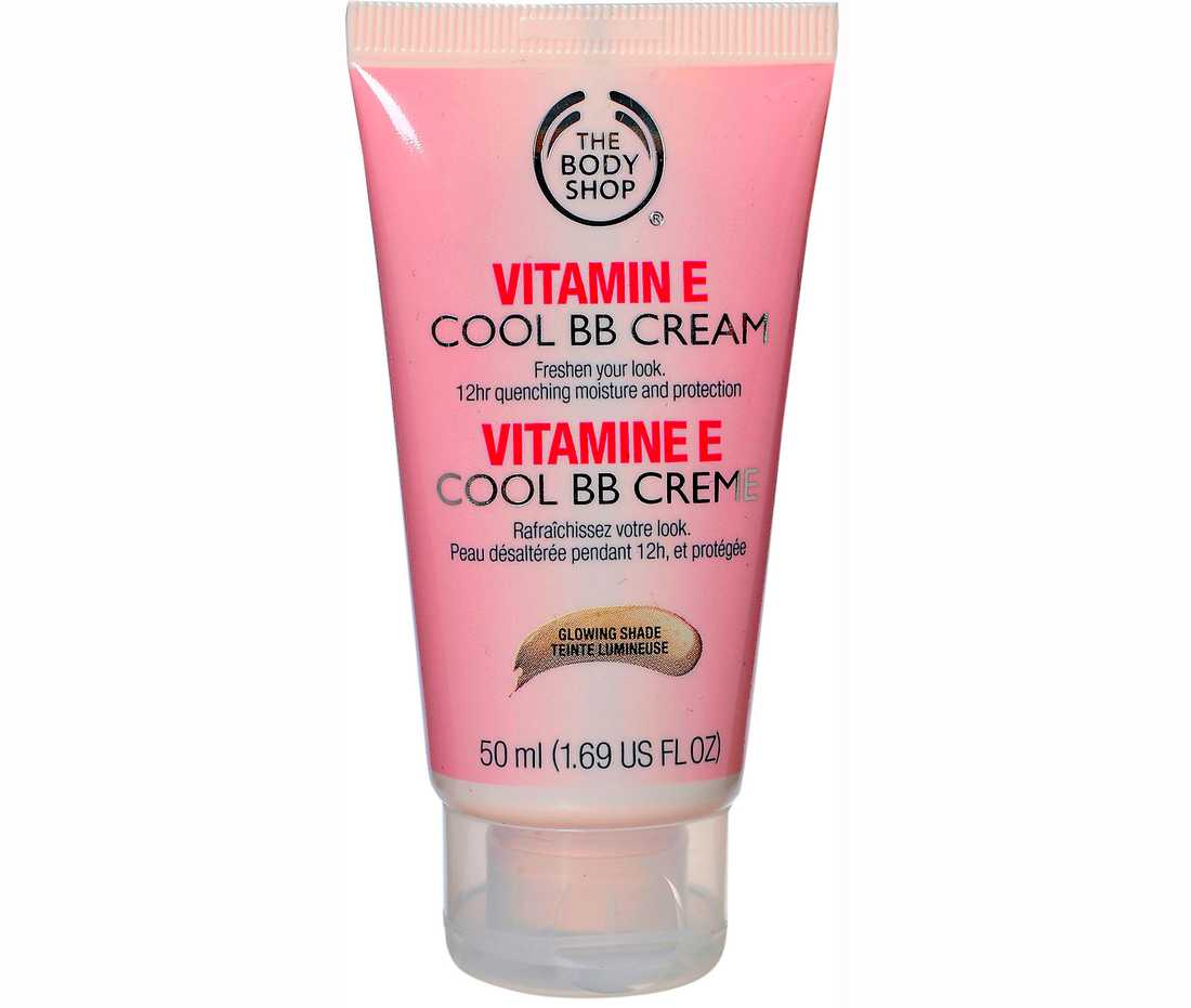 """Vitamin E cool BB cream"""", The Body Shop, 195 kronor."""