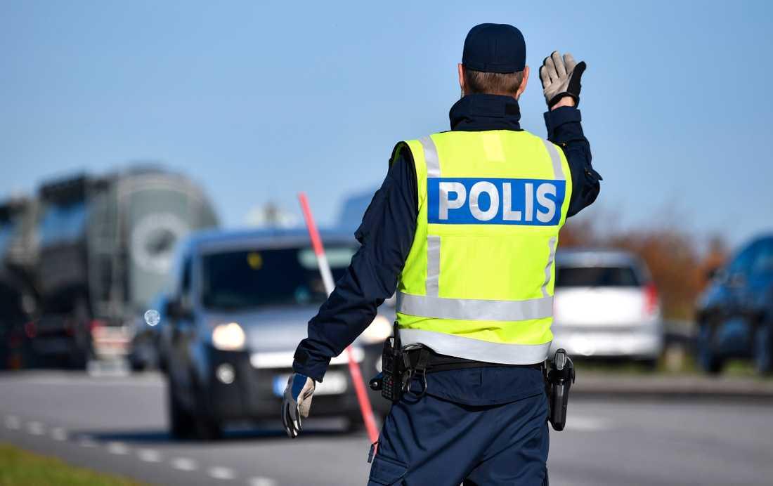 Polisen utför extra många kontroller mellan 19 och 25 augusti.