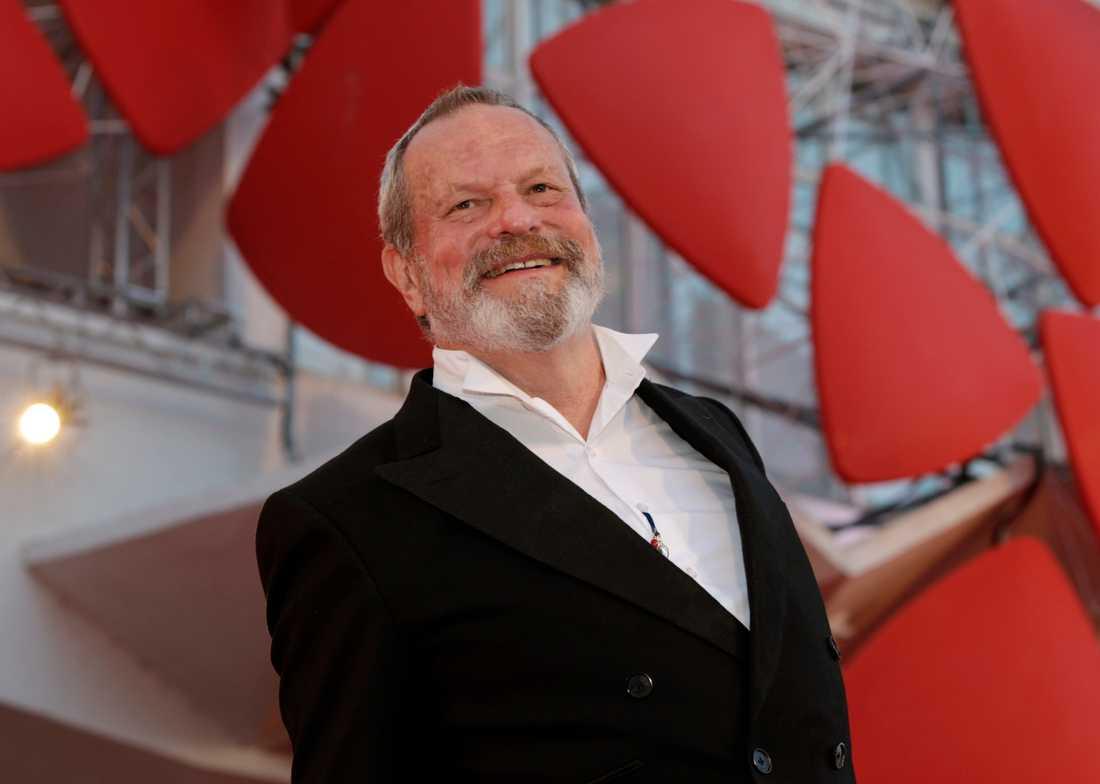 Terry Gilliam. Arkivbild.