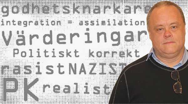 Efter att ha lagt beslag på den svenska flaggan var det dags för retoriken. Populister och högerextremister lägger beslag på ord, uttryck och dess betydelse, skriver Mats Leijon.