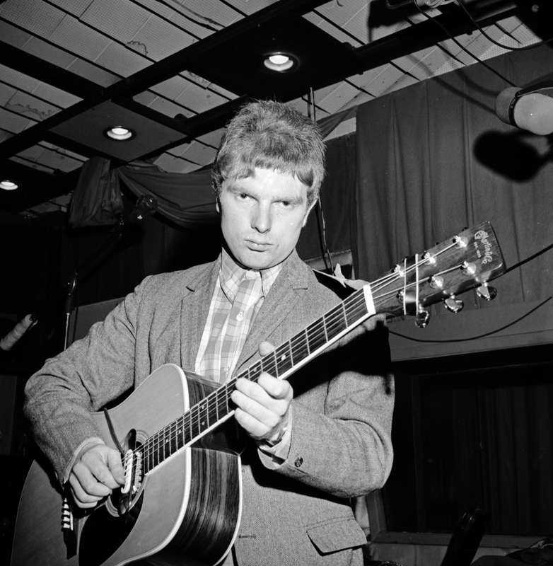 En ung Van Morrison.