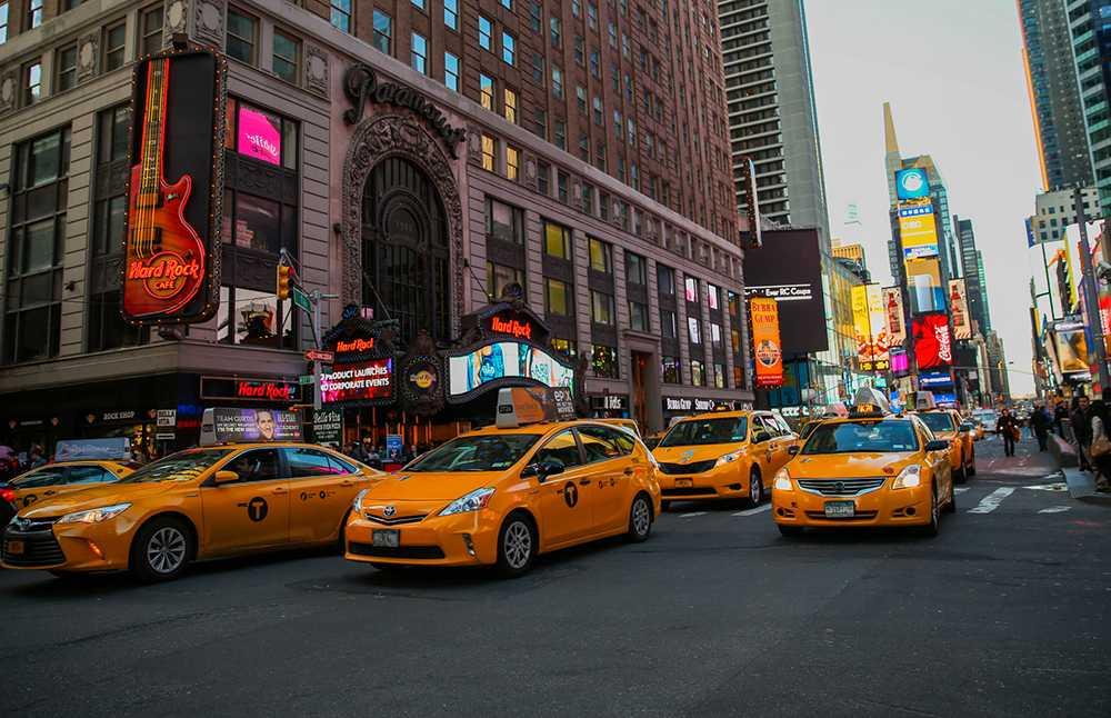 Priset för att åka taxi variererar kraftigt i världen.