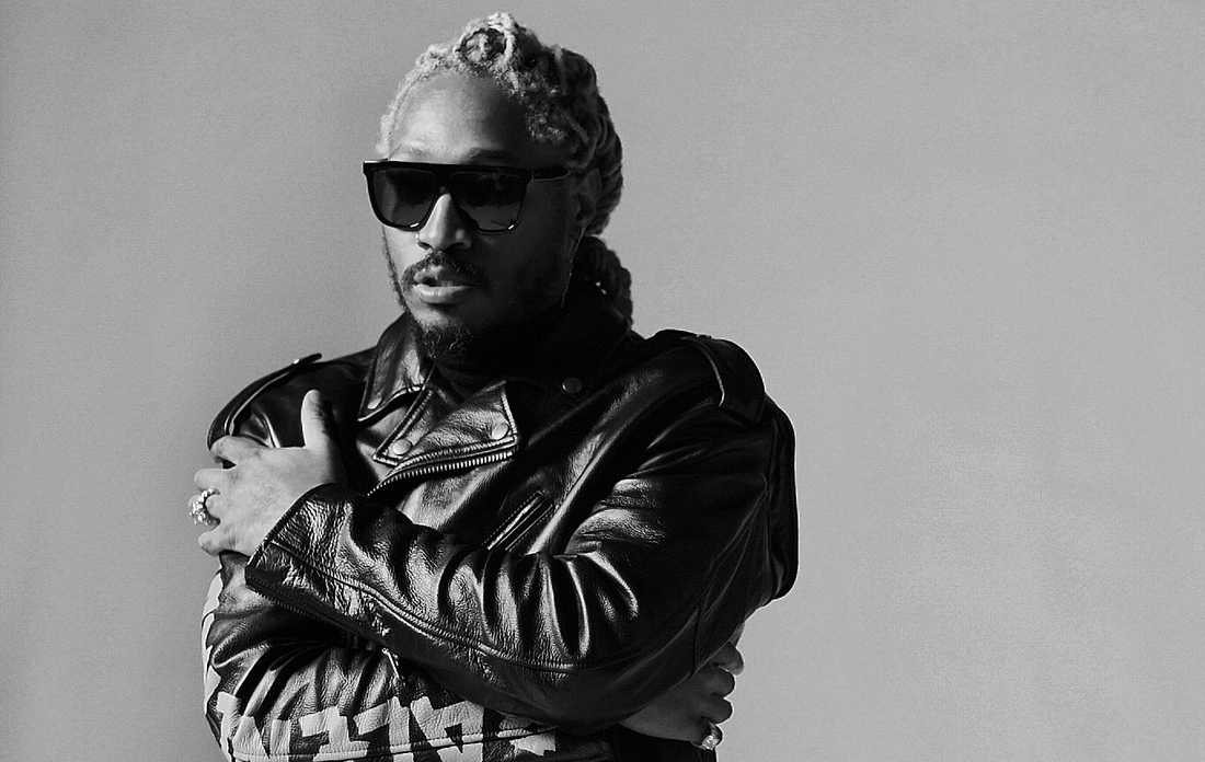 """Future rappar på sitt nya album bland annat att han spenderat """"30K"""" på en jacka."""
