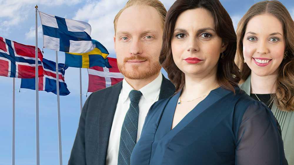 Tillsammans kan vi bli en aktör i EU-samarbetet som tål att lyssnas på. Det öppnar också möjligheter för de länder i norden som står utanför EU att påverka unionen, skriver Aron Emilsson, Paula Bieler och Angelika Bengtsson (SD).