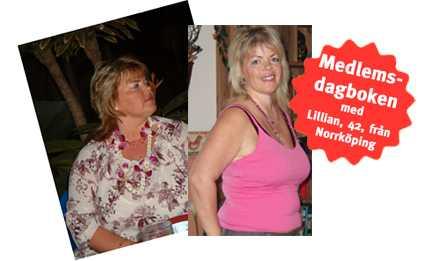 402cb31a5f37 Viktklubbaren Lillians dagbok | Aftonbladet