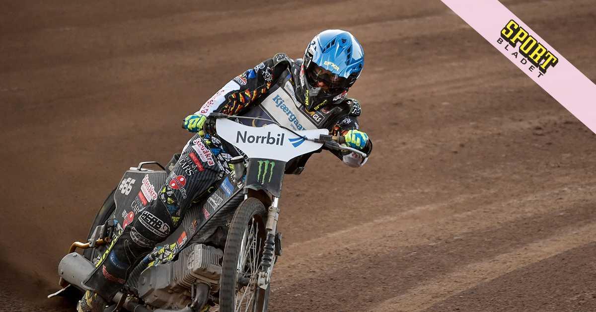 Lindgren fyra i GP-finalen – tappar totalt
