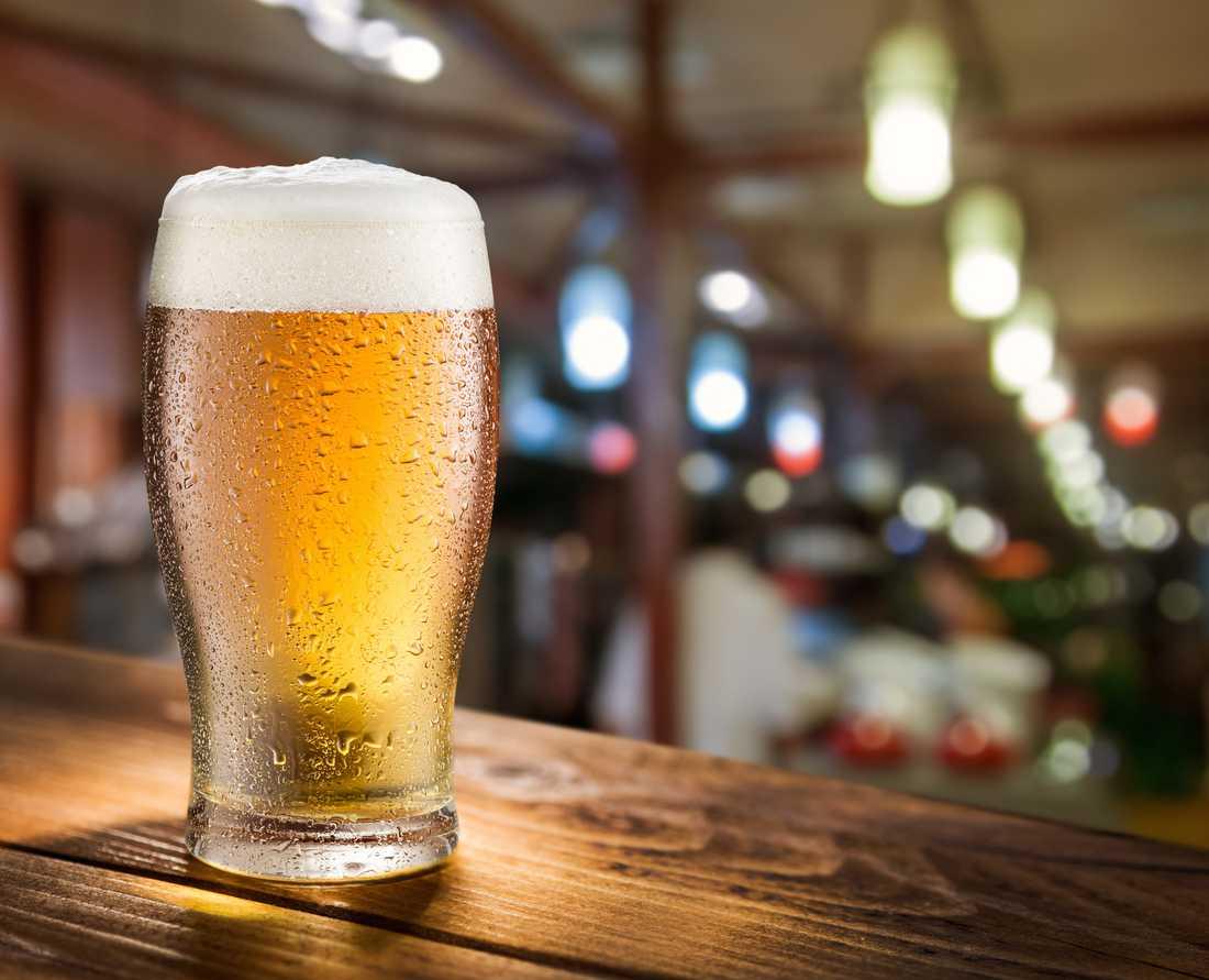 Ett bryggeri i Israel har tait fram en öl med en 2000 år gammal vetesort. Ölen på bilden har inget med artikeln att göra.
