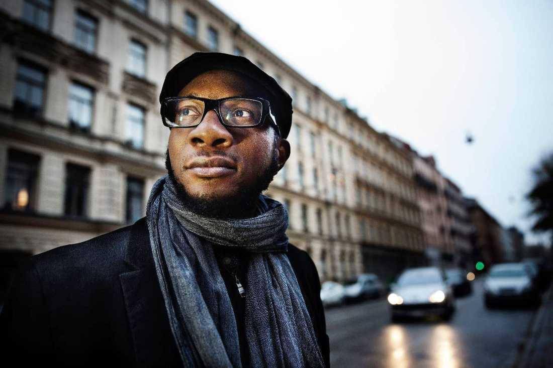 Den nigeriansk-amerikanske författaren Teju Cole.