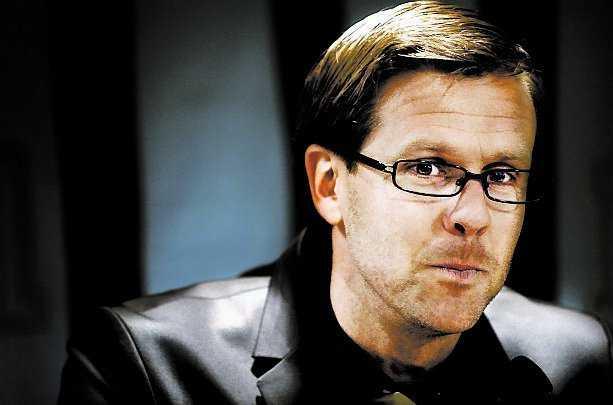 Rikard Norling. FOTO: JIMMY WIXTRÖM