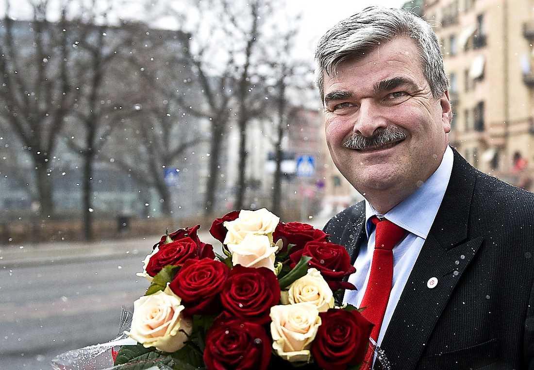 Det faktum att Socialdemokraterna till slut har fått en ledare gör att intresset för partiet växer.