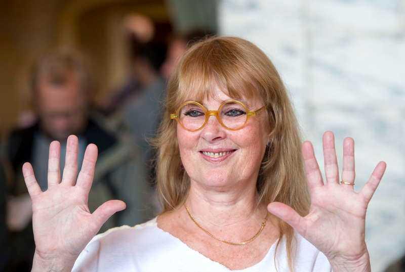 Marie-Louise Ekman (född 1944), konstnär, filmare, före detta rektor för Konsthögskolan och Dramatenchef porträtteras i en ny biografi.