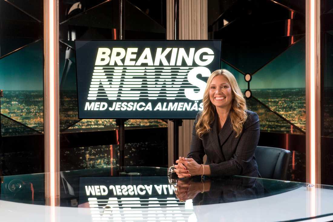 Jessica Almenäs.