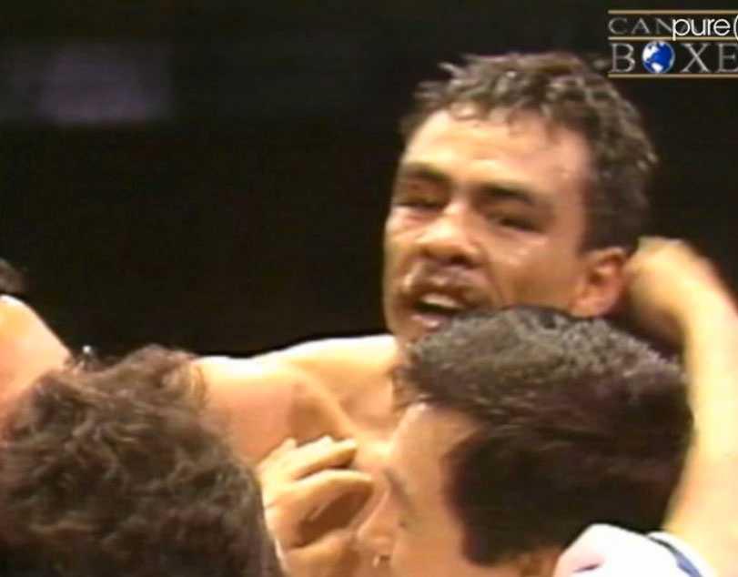 "Juan Jose ""Dynamite"" Estrada."
