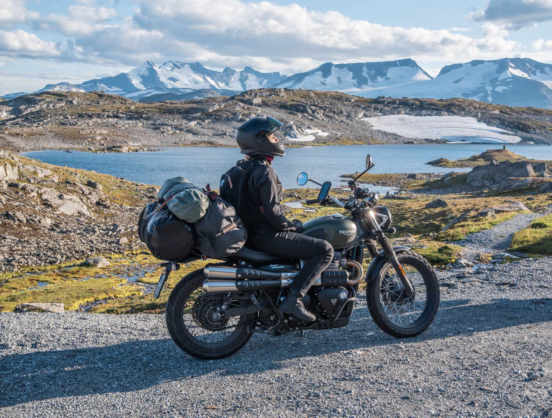I Norge träffade Hanna människor som gjorde ett starkt intryck på henne.