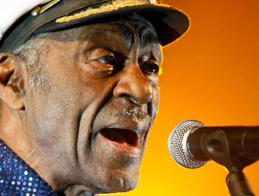 Chuck Berry blev 90 år gammal.