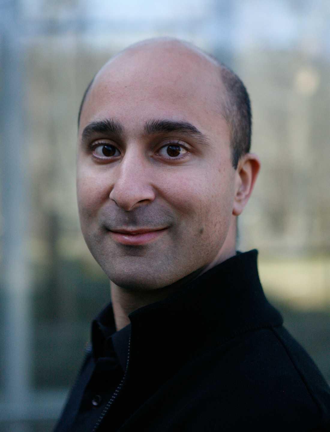 Dan Hasson, stress- och arbetsmiljöforskare.