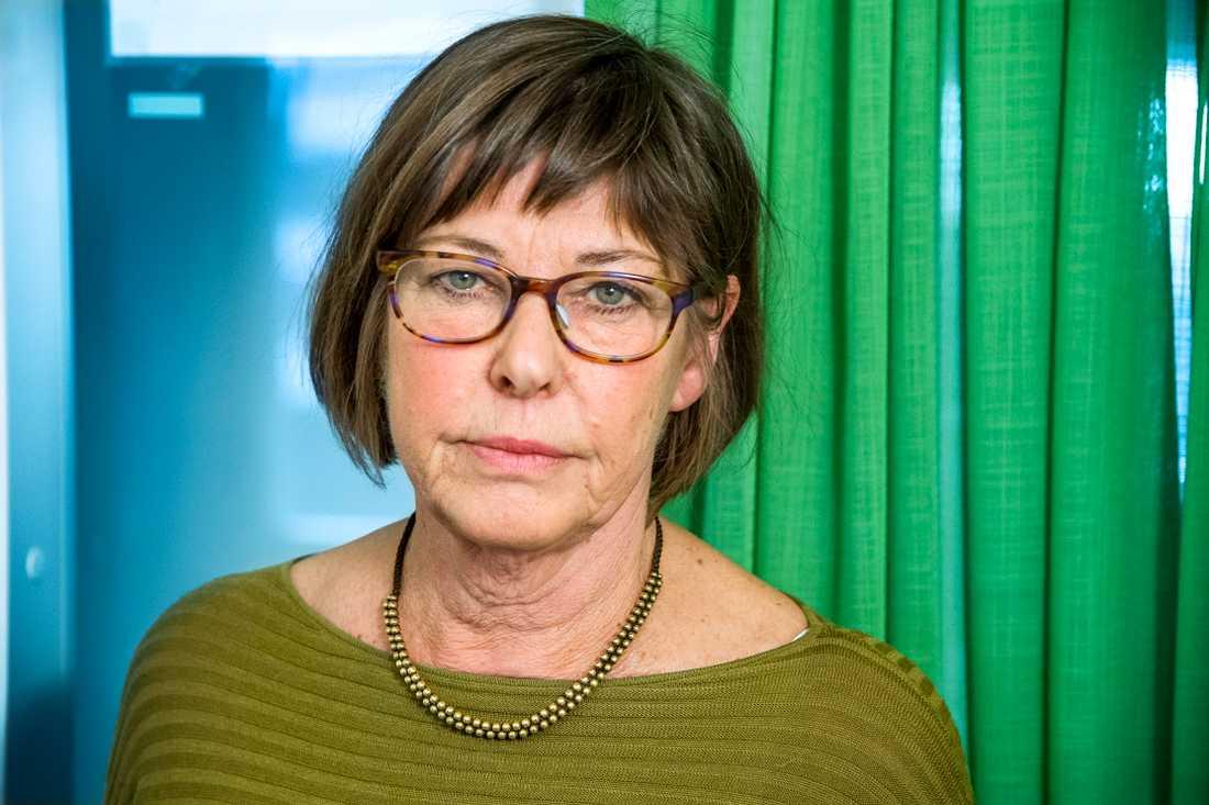 Regeringens utredare Gunilla Malmborg.