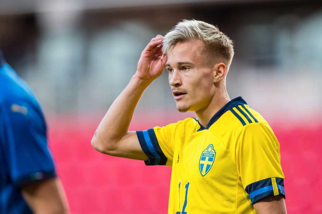 Pontus Almqvist.