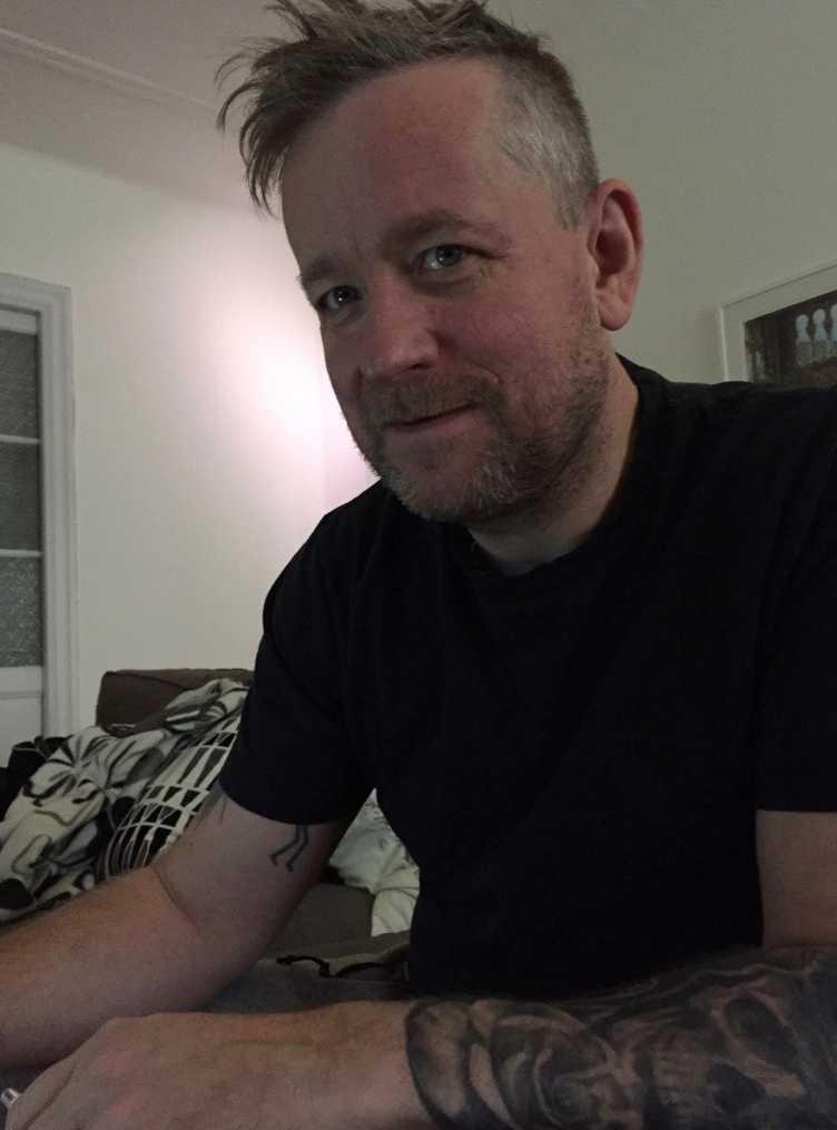 52-årige Joakim Widén.