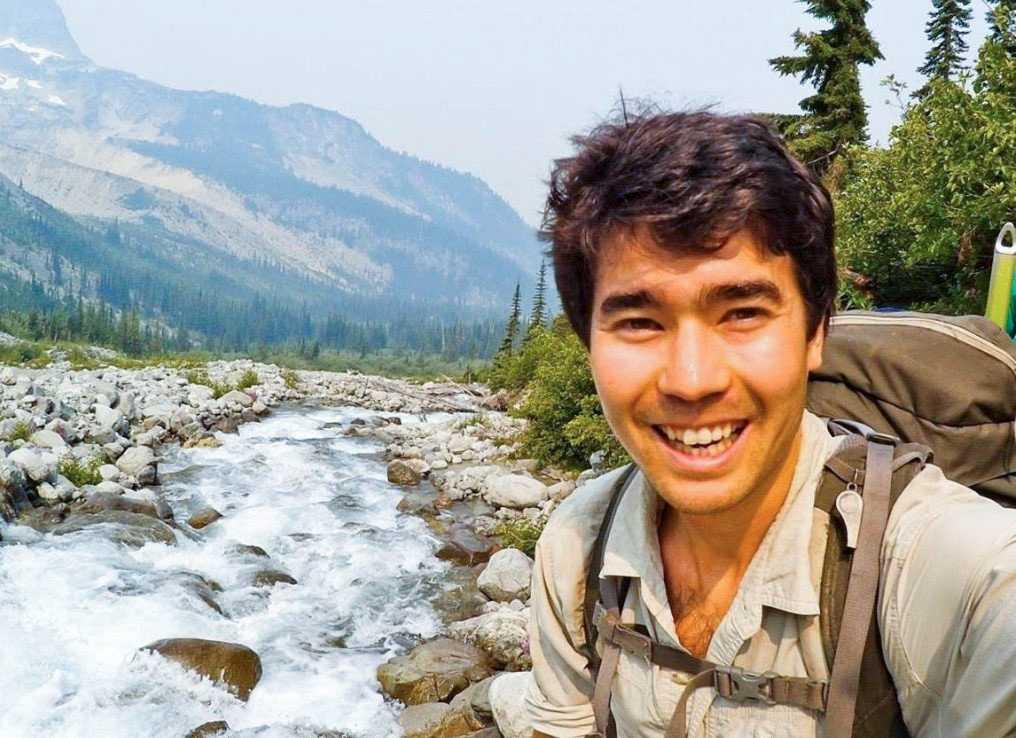 Amerikanen John Allen Chau, som dödades på den isolerade korallön Norra Sentinel.