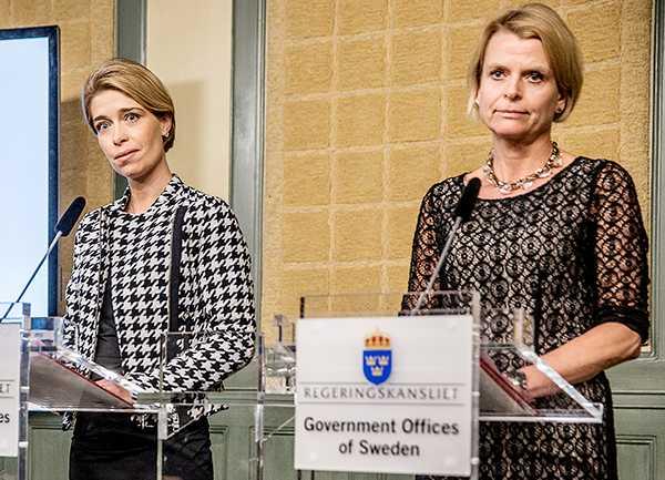 Annika Strandhäll och Åsa Regnér vill ta krafttag mot kvinnlig könsstympning.