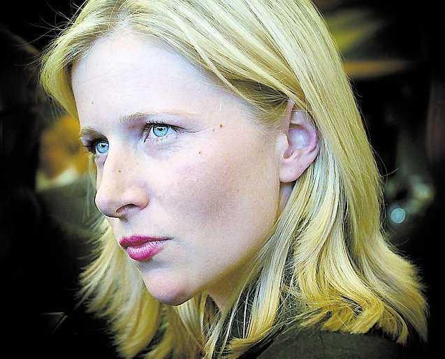 Systern Cristina är nu styrelseordförande i ägarbolaget Kinnevik.
