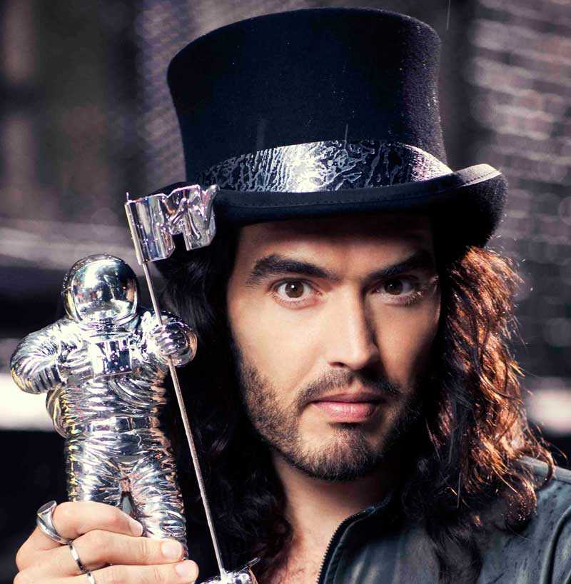 Russell Brand. #Foto: MTV