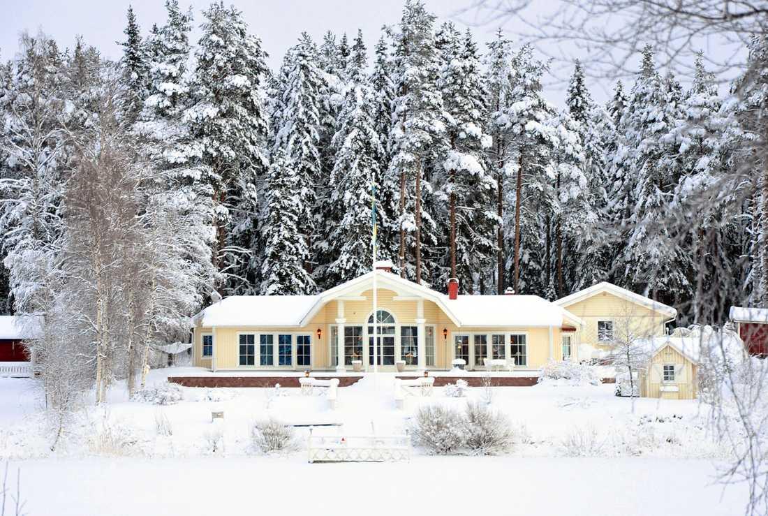 4 900 000 kronor Villa på Fårön, Piteå.