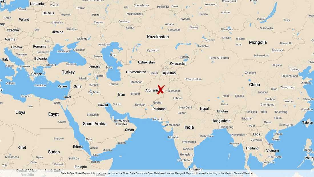 Terrorgruppen IS har tagit på sig ett dåd där fem raketer träffade en amerikansk flygbas i Bagram i Afghanistan.