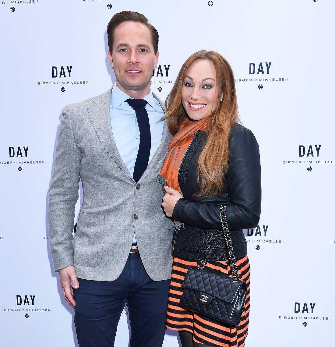 Anders Jensen och Charlotte Jensen Perrelli har gift sig.