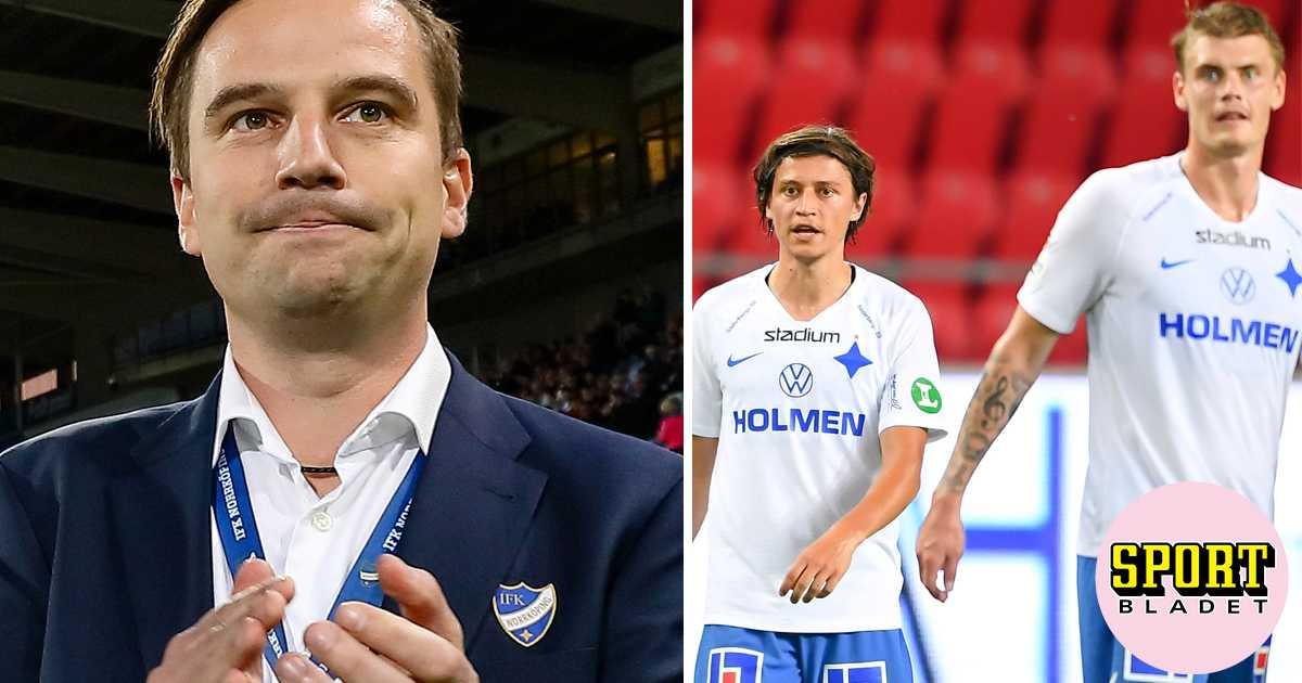 Nytt avhopp i Norrköping – klubbdirektören har sagt upp sig