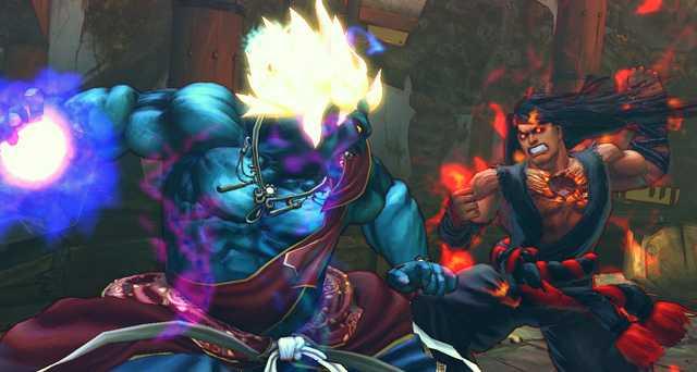 """Våldet är inte grejen """"Super street fighter IV: Arcade edition"""" är ett av spelen i e-sport-SM."""