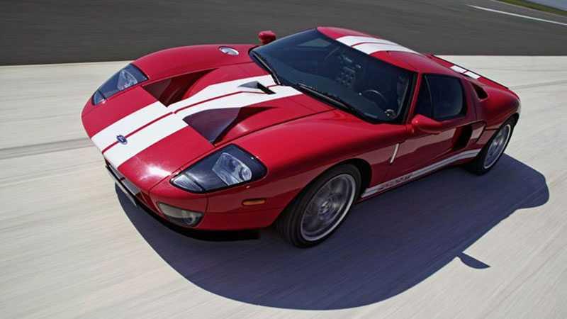 Ford GT kan dyka upp i miljövänlig tappning om ryktena stämmer.