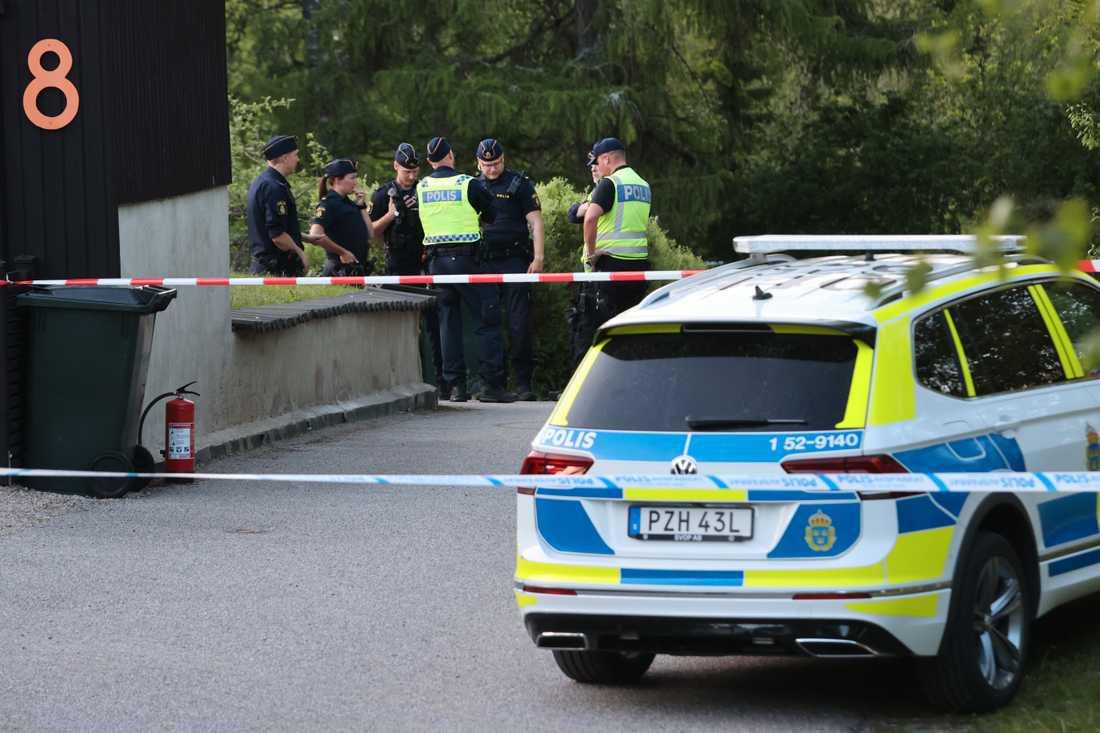 Flygolyckan med ett ultralätt plan i Borås i tisdags utreds av polisen, men inte av Statens haverikommission.