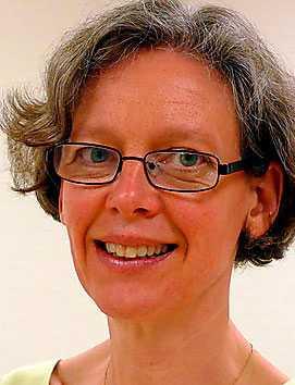 Ingrid Larsson, klinisk näringsfysiolog och medicine doktor.