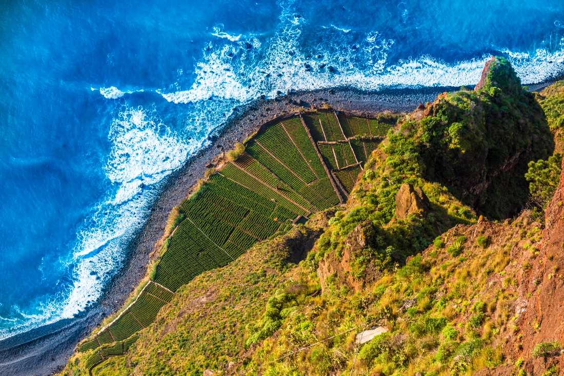 Naturen är det Emma Rocksberg saknar när hon inte är på Madeira.