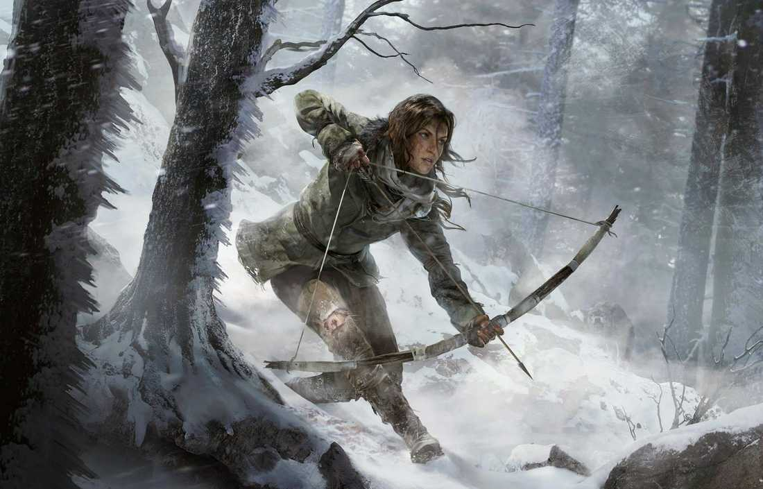 """Rise of the tomb raider""."