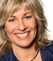 Lena Frisk uppträder på Slagthuset på onsdag.