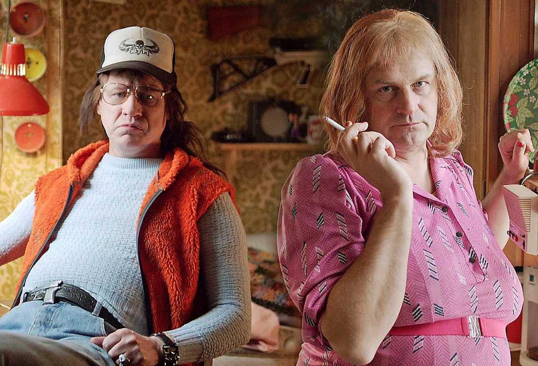 Kultfigurerna Morran och Tobias, spelade av Johan Rheborg och Robert Gustafsson, ska bli biofilm.