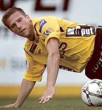 Anders Svensson ska kunna spela i slutet av månaden.