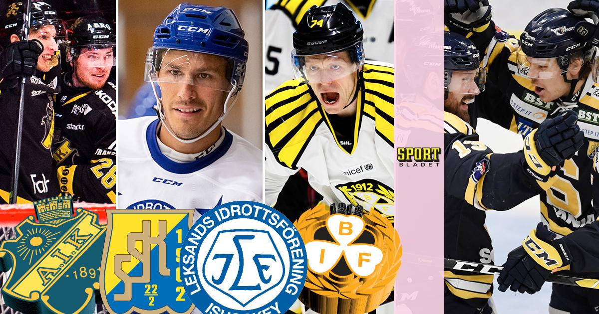 Sportbladet sänder helgens hockeyfest