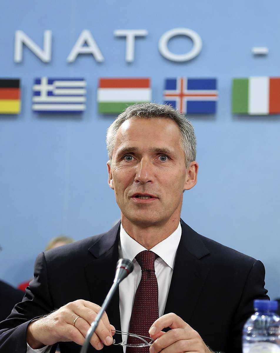 Jens Stoltenberg, tidigare statsminister i Norge, är Natos nye generalsekreterare.